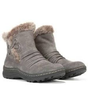 Naturalizer Ashley suede leather winter boots